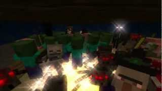 Minecraft Harlem Shake!!! Official version