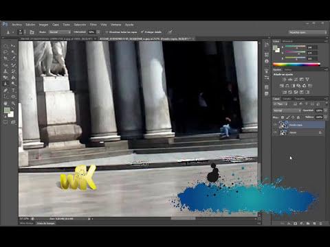 Photoshop CS6 Curso completo, Como enfocar y desenfocar y herramienta dedo, Capitulo No-25
