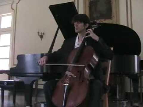 Se Eu Quiser Falar com Deus - Cello and Voice