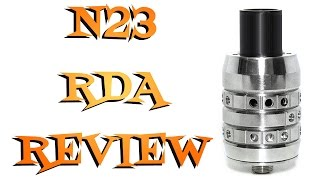 N23 RDA By Cigreen Review - Authentic - Massive Clouds