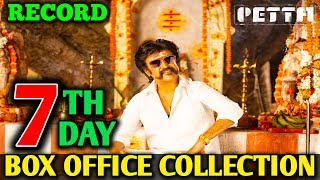 Box Office Collection 7th Day - Petta | Rajinikanth | Petta 7th Day Box Office Collection