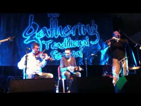 Guidewires - Dezi Donnelly - The Kilfenora Jig - 12th Gathering Festival 2011 Killarney, 06.03.11.
