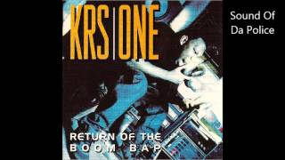 Best Of KRS One Pt 1 80's 90's