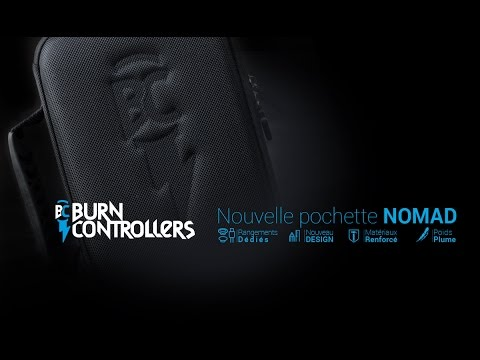 pochette de transport NOMAD by BC