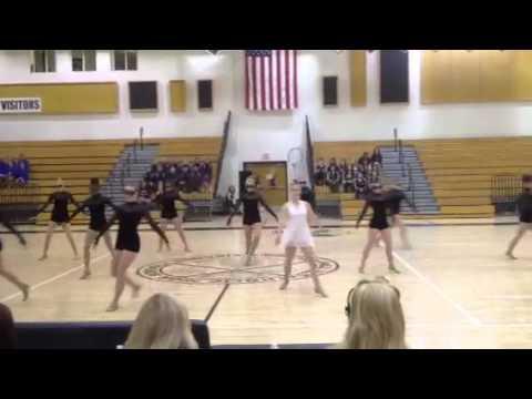 Freedom High School Dance Team
