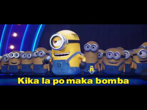 Despicable Me 3 - Karaoke Lyrics Video (Universal Pictures) HD
