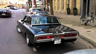 Ford Thunderbird - Bad Engine Drive Off