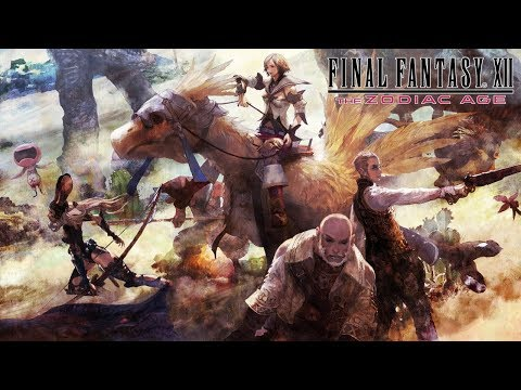 FINAL FANTASY XII THE ZODIAC AGE PC Edition Announcement Trailer