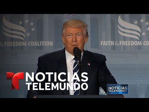 James Comey acusa a Donald Trump de mentir | Noticiero | Noticias Telemundo