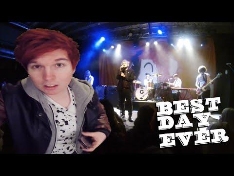 Vlog: Gerard Way Concert (Oslo 2.2.15)
