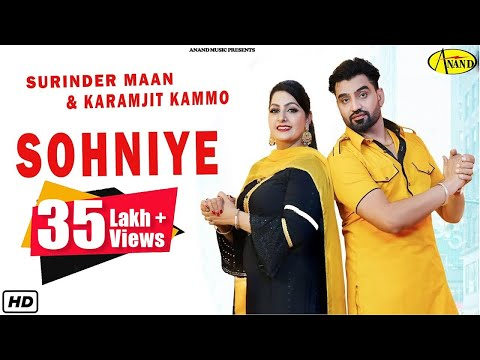 Sohniye Surinder Maan & Karamjit Kammo  Official Video  2013...