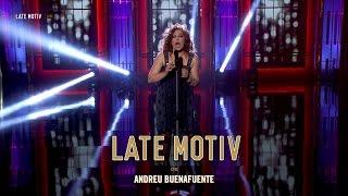 LATE MOTIV - Pilar Jurado. 'Think' | #LateMotiv194