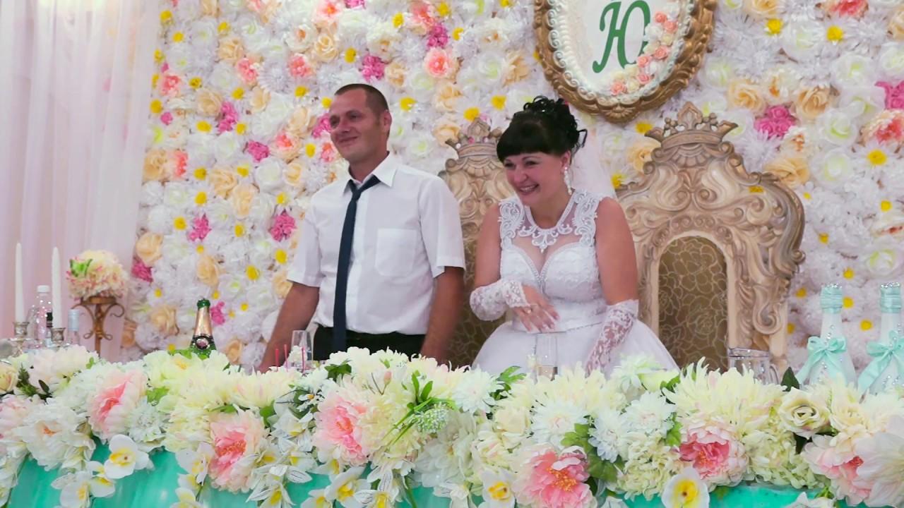 Костюмированное поздравление от друзей на свадьбу