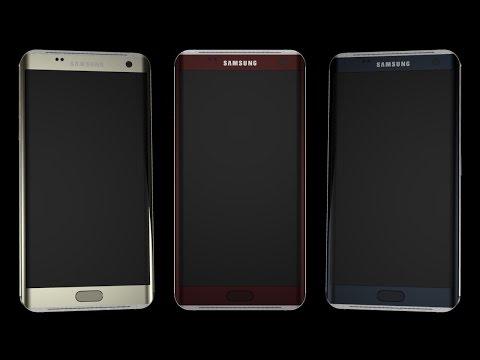 Samsung Galaxy Note 5 & Note 5 edge Concept