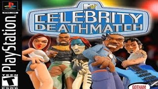 Awful Playstation Games: MTV's Celebrity Deathmatch Review (PS1) (2003) (HD Gameplay)