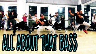 ALL ABOUT THAT BASS - Meghan Trainor Dance | @MattSteffanina Choreography (CLASS Video)