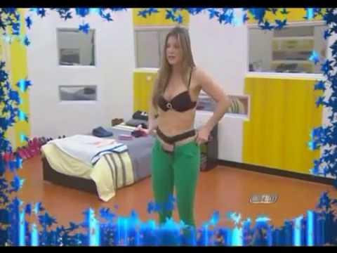 Secretos de Analia 12 - Angelica y el pantalon Protagonistas de Nuestra Tele 2012 -