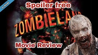 Zombie land spoiler free review [In Hindi || Emma stone || movie Zilla