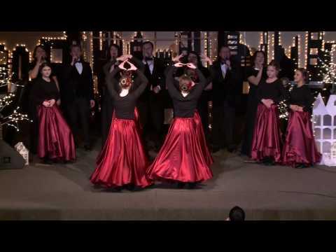 Рождественский Концерт (Christmas Concert)  2016 - 5 потрясающих свидетельств чудес Божьих!
