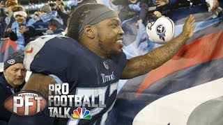 Derrick Henry has career night for Titans in blowout over Jaguars   Pro Football Talk   NBC Sports