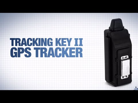 Tracking Key 2 - GPS Tracker