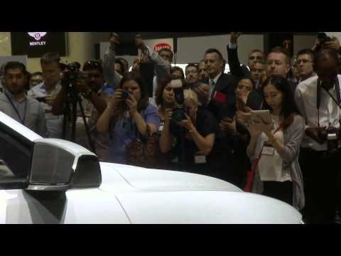 Jaguar Land Rover | 2013 Dubai International Motor Show