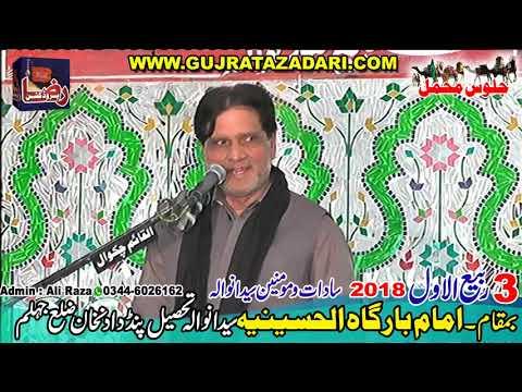 Zakir Syed Zagham Abbas