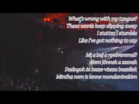 Avril Lavigne - Things I'll Never Say (HQ-HD lyrics + Hungarian translation)