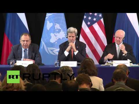 Germany: Lavrov pleased that Syria humanitarian situation is better understood