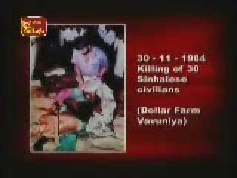 Brutalism of the Tamil Tiger terrorists in Sri Lanka (part1) thumbnail