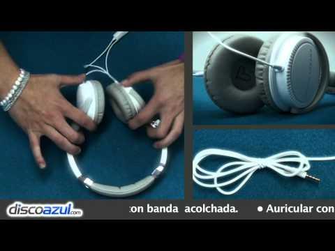 Energy Sistem Auriculares DJ 410 con micrófono