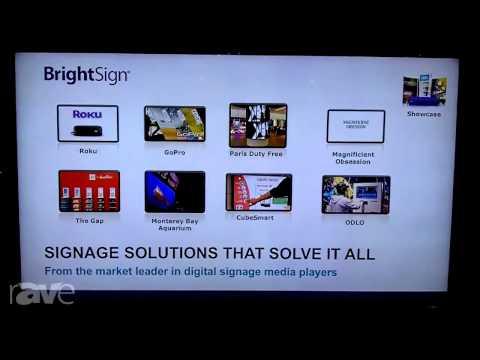E4 AV Tour: Sharp Shows ADA-Compliant LED Display, 20-Inch Multi-function Panel, 70-Inch Interactive