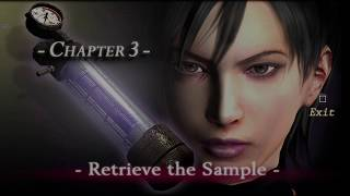 Resident evil 4 #17___playing as ada (ending)