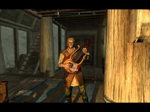 Misc Computer Games - Skyrim - Lute Track 4