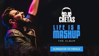 Download Lagu Dj Chetas - Humsafar Vs Middle  #lifeisamashup  Akhil Sachdeva, Dj Gratis