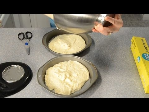 Easy Homemade Vanilla Cake from Scratch
