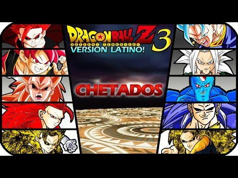 DRAGON BALL Z BUDOKAI TENKAICHI 3 VERSION LATINO FINAL GAMEPLAY LOS MAS CHETADOS