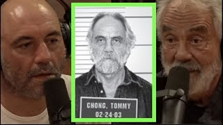 Tommy Chong Turned Jail Into a Religious Retreat | Joe Rogan