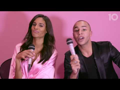 10TV Voices of the Angels: Starring Cindy Bruna And Olivier Rousteing