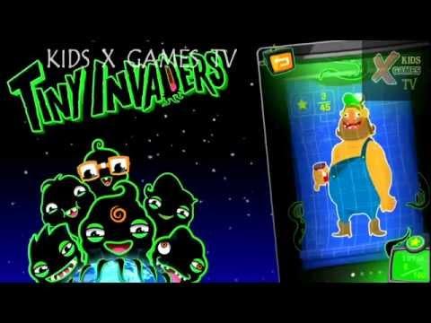 L Tiny L  Invaders L video