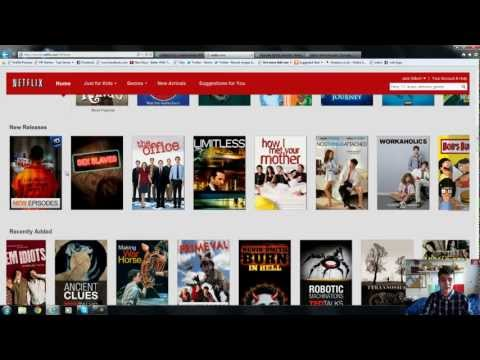 How to get US Content on your PC! (Netflix)