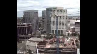 highrise construction stop-motion