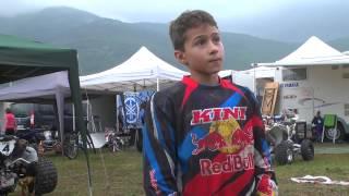 Cantalice 2015, Campionato Italiano Quad FMI, intervista Massimiliano Moro