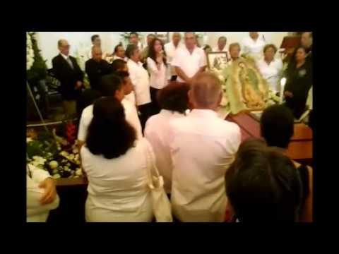 Oda a Cuautla Morelos despedida a Raymundo Llera Peña