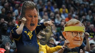 Marshall vs. West Virginia: Mountaineers cruise to the Sweet 16