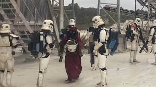 Sandtroopers - behind the scenes