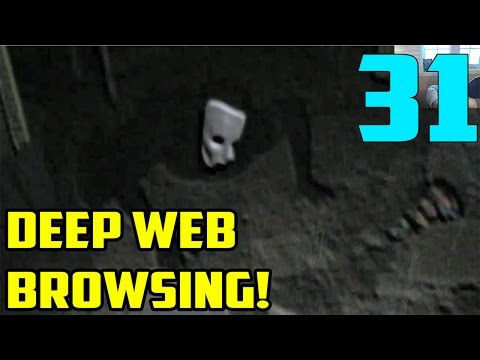 CREEPY CRAWLING VIDEO!?! - Deep Web Browsing 31