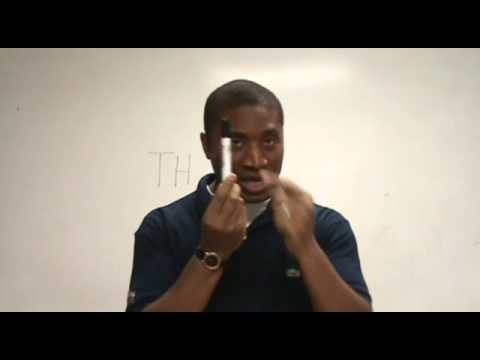 Pronunciation – 3 Mistakes part 3 ('th')