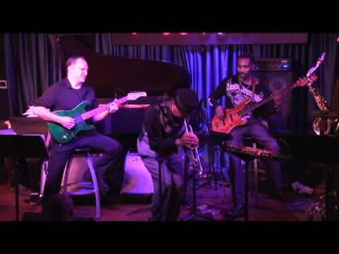 Ronnie Laws and Chuck Loeb at the Iridium, NY. 2010 Part 2