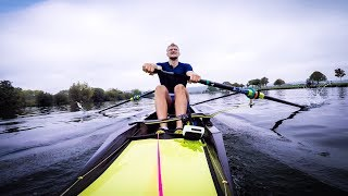 TRAINING INTENSITY FOR ROWING | E56S2